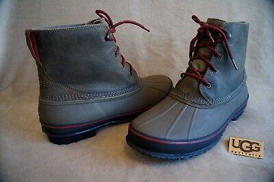 2043b456679 UGG ZETIK WATERPROOF BOOTS, US 13 Mens, Color: BURNT OLIVE, 1017304   eBay