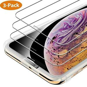 Screen-Protector-Tempered-Glass-For-iPhone-6-6s-7-Plus-8-X-Xs-Xs-Max-XR