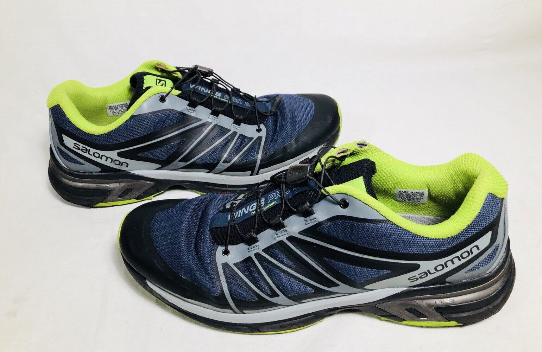 caf741de359f Salomon Wings Pro 2 Trail Running Shoes Size 11.5 Men s for sale ...