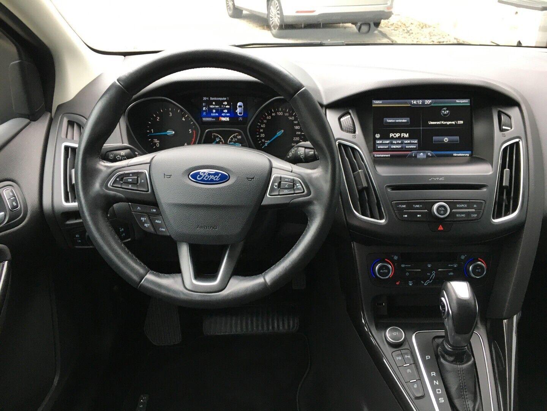 Ford Focus 2,0 TDCi 150 Titanium stc. aut. - billede 8