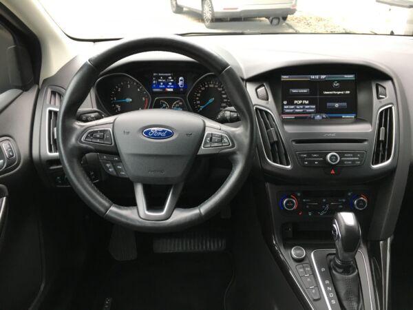 Ford Focus 2,0 TDCi 150 Titanium stc. aut. billede 8