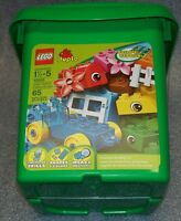Lego / Duplo - 10555 - Creative Bucket & Sealed