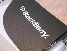 BlackBerry (RIM) Logo Deluxe Notebook / Pen Set * TeamBlackBerry * Promo * SWAG