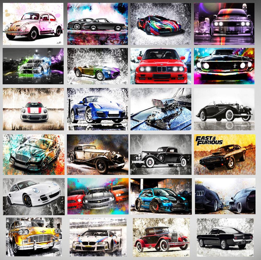 Couleur Images Anneaux Image sur toile abstraite ART Images Couleur Peintures murales Art pression d0359 00c762