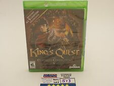 King's Quest: Adventures of Graham (Microsoft Xbox One, 2015) - NEW