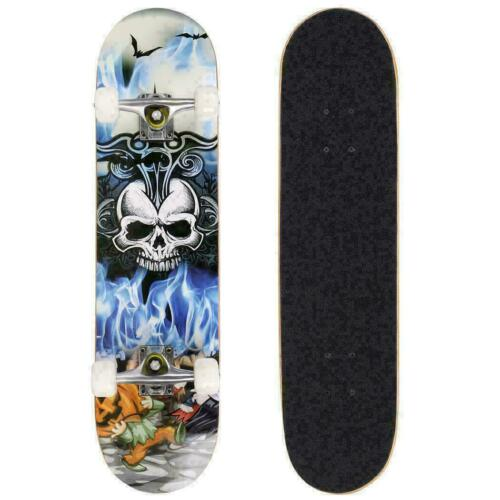 Complete Skateboard 31 x 8 7 Layer Canadian B c 130 Details about  /Skateboards for Beginners