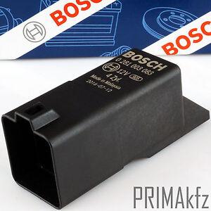 Bosch 0281003083 Dispositif de commande Glühzeit audi a3 a4 Seat Skoda VW 1.6 1.9 2.0 TDI