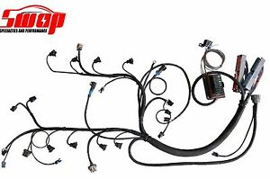 ls standalone wiring harness by swap dbw dyno run lifetime image is loading ls standalone wiring harness by swap dbw dyno