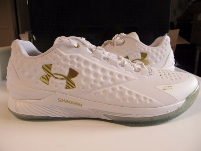 new concept a901b 69044 Under Armour UA Curry 1 Low Friends Family Championship MVP Gold 16 1269048  100 for sale online   eBay