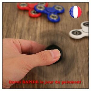 FIDGET SPINNER ANTI STRESS JEU ROULEMENT 3D TOUPIE DOIGT HAND FIDGET EDC ADHD