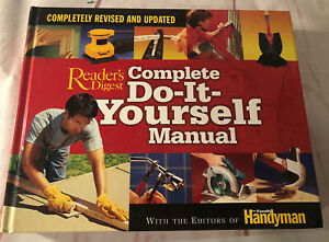 Readers Digest Complete Do It Yourself Manual 2005 Book ...