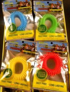 SuperBand-Premium-Insect-Repellent-Bracelet-Lot-of-35-Assorted-Colors-Deet-Free