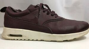 Wms Nike Air Max Thea Premium Size 10 (purple) | eBay