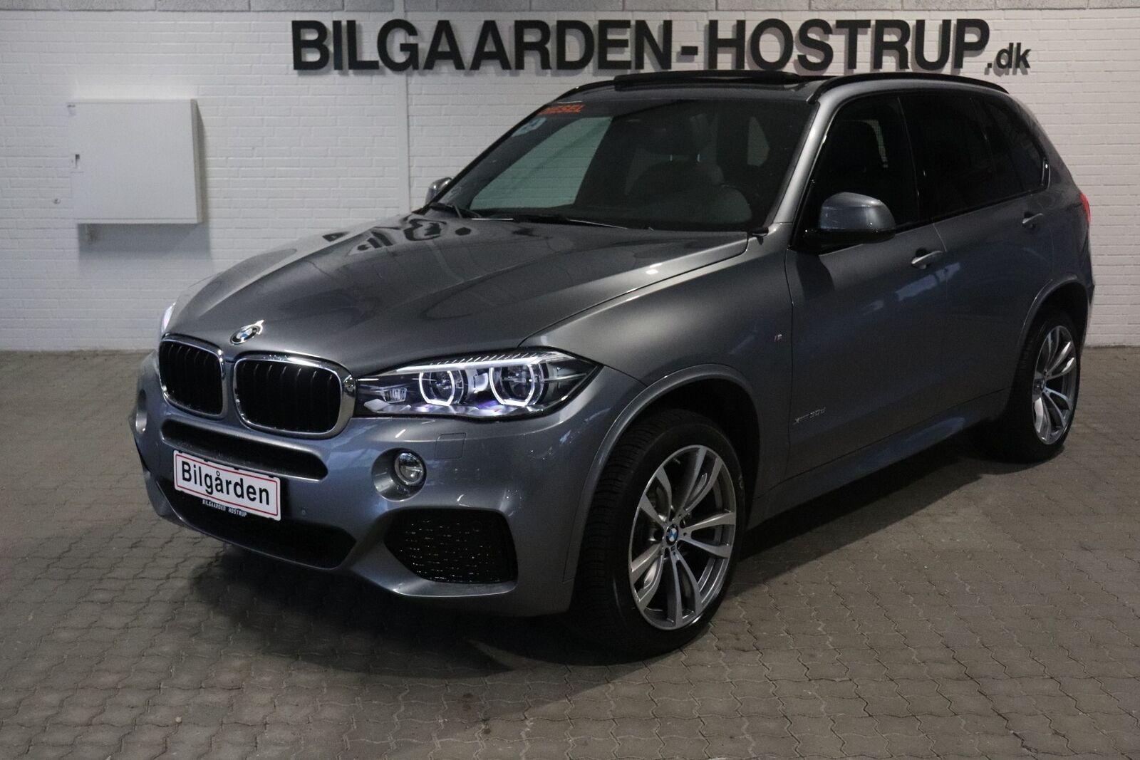 BMW X5 3,0 xDrive30d M-Sport aut. 5d - 779.900 kr.