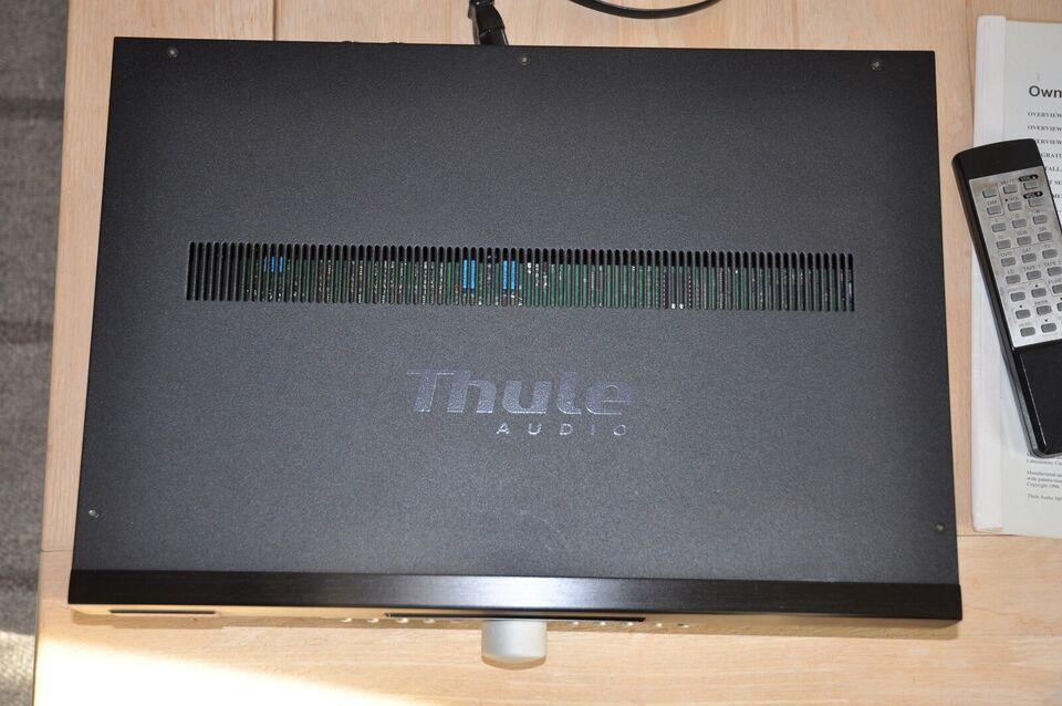 Forforstærker, Thule, Space PR350B