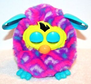 Hasbro Furby Boom Pink Purple Blue Talking Interactive Toy Ebay