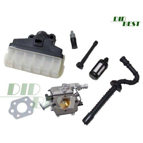 Vergaser /& Luftfilter für Stihl Motorsäge 021 023 025 MS 210 MS 230 und MS 250