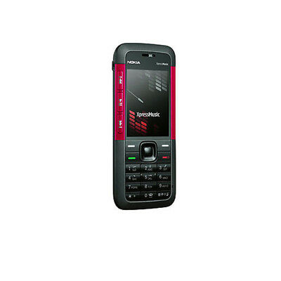 Original Nokia 5310 XpressMusic Unlocked Phone Bluetooth MP3 FM Warranty Bar