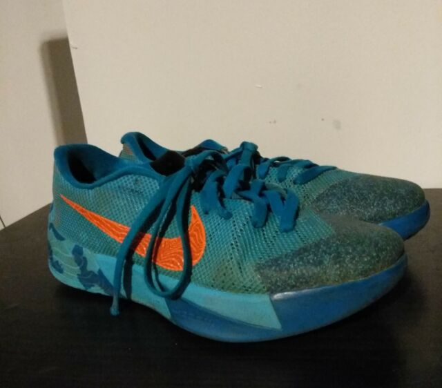 various colors f1ee5 e4d92 Nike Zoom KD Trey 5 II 5 653657-488 Clearwater Basketball Shoes Men s 8.5