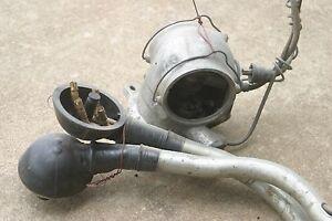 ford mercury flathead    distributor rotor coil