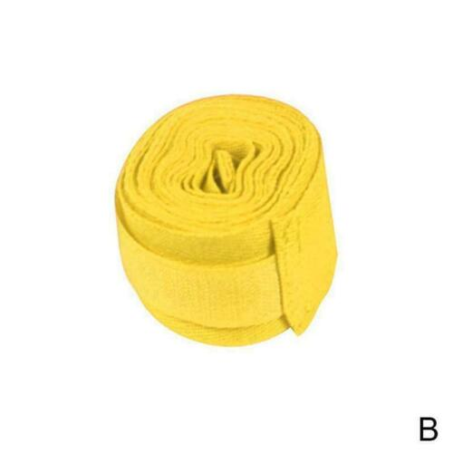 2.5M Bandages Hand Wraps Boxing Inner Gloves Mitt Protector MuayThai Kick X1I2