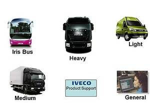 Iveco Truck Workshop Repair/Wiring Diagrams Daily Eurotrakker ...