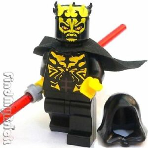 Sw292 Lego Star Wars Zabrak Sith Warrior Savage Opress Minifigure