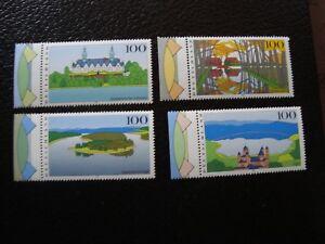 Germany-Stamp-Yvert-Tellier-N-1682-A-1685-N-MNH-CAM1