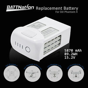 DJI-Phantom-4-Pro-Intelligent-Flight-Replacement-Battery-5870mAh-High-Capacity