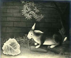 Man-Ray-Lapin-vers-1930-tirage-original