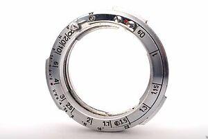 Contax-RF-Nikon-S-Entfernungsmesser-LTM-l39-Adapter-mit-Fokussierung-Geschenk-Jupiter-8m