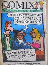 COMIX n°98 1994 - Mafalda di Quino - Cavezzali - NILUS     [G315A]