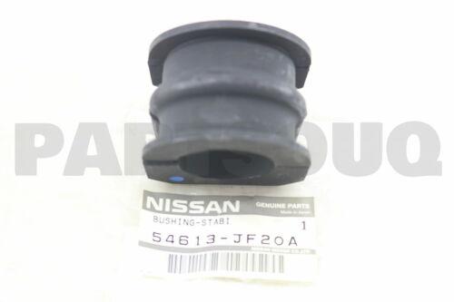 54613JF20A Genuine Nissan BUSH-STABILIZER 54613-JF20A