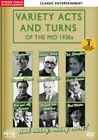 Various Artists - Variety Acts and Turns of the Mid 1930s (+DVD, 2012)