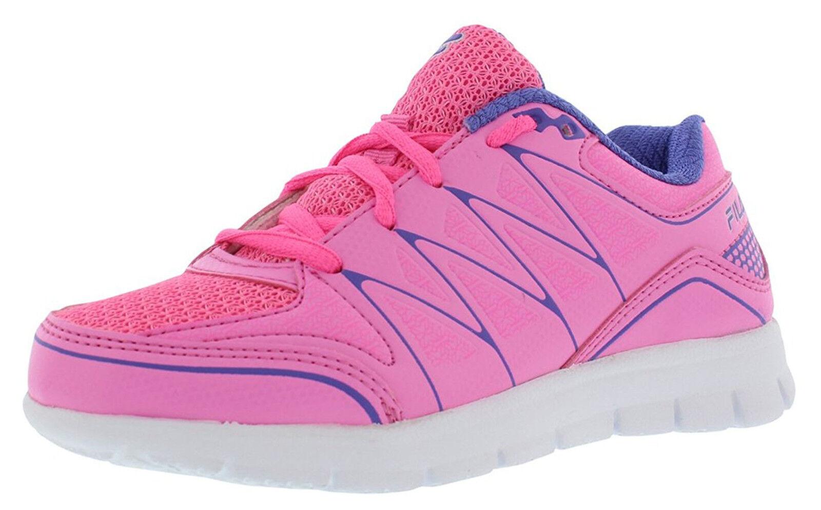 9907fd1e6cb1 FILA Thunderbolt 2 Running Kid s Shoes Size 2 2