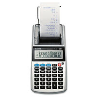 Canon P1-dhv 12-digit Palm Printing Calculator Purple Print 2 Lines/sec P1dhv
