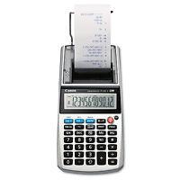Canon P1-dhv 12-digit Palm Printing Calculator Purple Print 2 Lines/sec P1dhv on sale