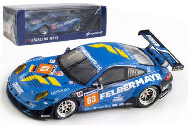 marcas en línea venta barata Spark s3421 Porsche 997 Gt3 Rsr Projoon competencia     63 Le Mans 2011 - 1 43 Escala  El nuevo outlet de marcas online.