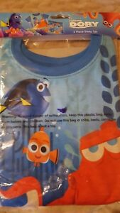 Disney Pixar Toddler Boys 3-Piece Finding Dory Pajama Set