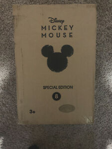 Disney-D23-CAPTAIN-Mickey-Mouse-Plush-Year-Of-The-Mouse-Limited-NIB-In-Hand