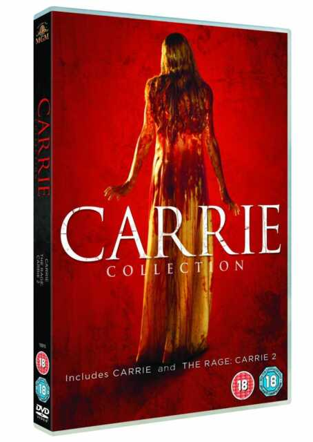 Carrie (1976) / Carrie 2: The Rage - Double Pack (2 Discs) - DVD