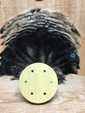 Custom yellow heart on walnut  turkey call by Westin turkey calls