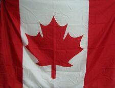 BANDIERA CANADA CANADESE CANADIAN FLAG MISURE CM SIZE 95 x 135 MAPLE LEAF FLAG