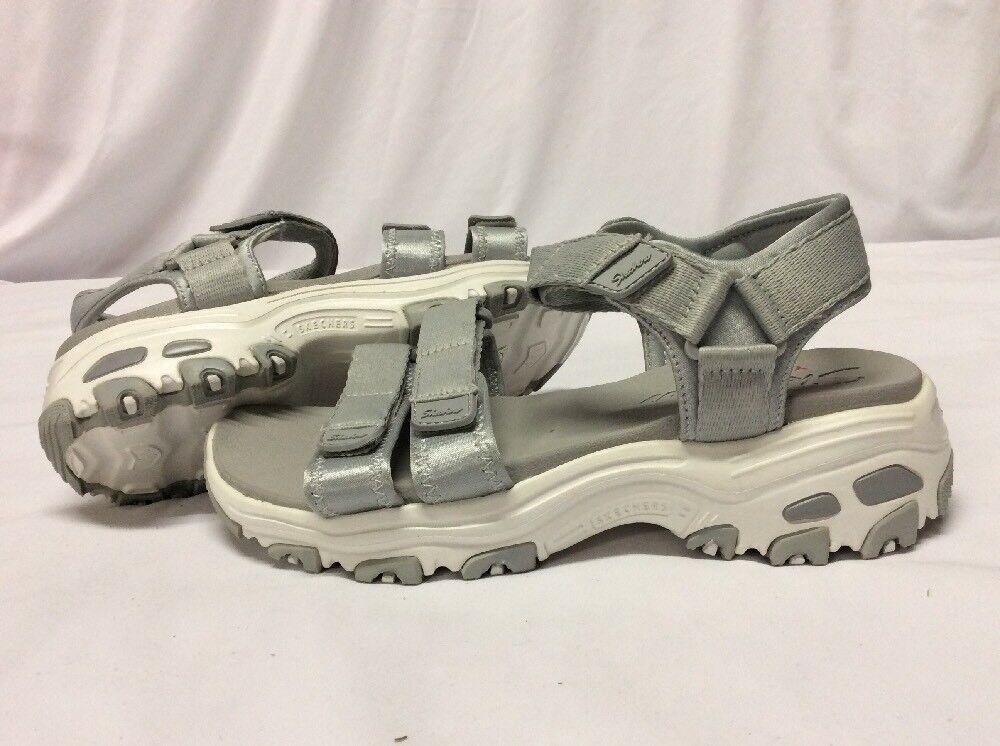 SKECHERS D'LADIS Yoga Foam Athletics Damens's Schuhes, Gray Größe 8 ....S22