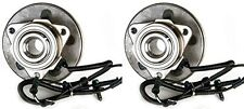 Hub Bearing for 2003 Ford Explorer Eddie Bauer 4.6L V8 GAS 4WD/AWD-Front Pair