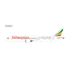 NG Models1:400 Ethiopian Airlines ET-AUP Boeing 787-9 Model Aircraft