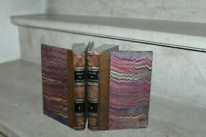 Fables choisies mises en vers par de la fontaine, 2 tomes 1698, gravures........