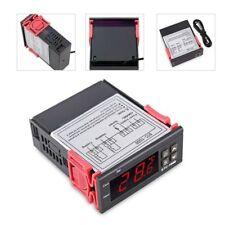 Led Digital Temperature Controller Stc 1000 12v 24v 220v Thermoregulator Gl546