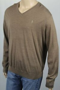Washable Merino Crew Neck Sweater (Black)