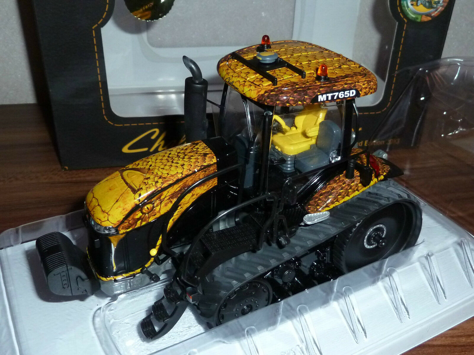 Challenger mt765d Field Viper Limited Edition 1000pcs. agritechnica no 2017 1 32